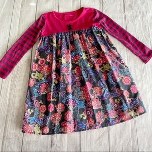Persnickety floral dress